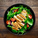 Grilled chicken breast and salad - PhotoDune Item for Sale