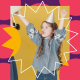 Kids Birthday Party Instagram Stories