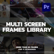 Multi Frame Library for Premiere Pro - VideoHive Item for Sale