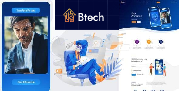 Btech - Data Science & Analytics HubSpot Theme