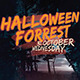 Halloween Forrest Flyer - GraphicRiver Item for Sale