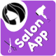Multi-Vendor Salon Appointment Booking App - Flutter UI Kit