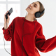 Happy woman dancing while listening music with headphones and smartphone - PhotoDune Item for Sale
