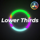 Colourful Lower Thirds - VideoHive Item for Sale
