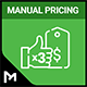 WooCommerce Product Open Pricing Plugin
