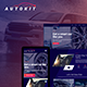AutoKit - Auto Dealership & Car Listing Elementor Template Kit