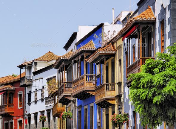 Teror, Gran Canaria - Stock Photo - Images