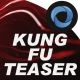 Kung Fu Teaser l Chinese Martial Arts Titles l Korean Fights Intro l Karate Titles - VideoHive Item for Sale
