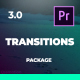 Simple Transitions Package For Premiere Pro - VideoHive Item for Sale