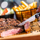 Beef steak in american restaurant - PhotoDune Item for Sale