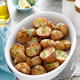 Potato halves baked with thyme - PhotoDune Item for Sale