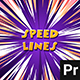 Speed Lines Backgrounds | Essential Graphics - VideoHive Item for Sale