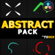 Flash FX Abstract Elements | DaVinci Resolve - VideoHive Item for Sale