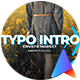 Dynamic Typo Intro - VideoHive Item for Sale