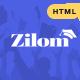 Zilom - Online Education Learning HTML Template