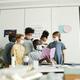 Children with Teacher in Classroom - PhotoDune Item for Sale