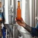 Fresh craft beer, quality control of ready to sell alcoholic beverage - PhotoDune Item for Sale