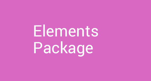 Elements Package