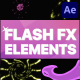 Flash FX Elements Pack | After Effects - VideoHive Item for Sale