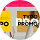 Trendy Typography Promo - VideoHive Item for Sale