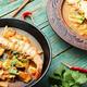 Thai tom yum soup with shrimp - PhotoDune Item for Sale
