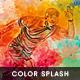 Color Splash Sketch Pohtoshop Action