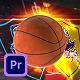 Basketball Logo Reveal // Premiere Pro - VideoHive Item for Sale