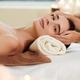 Woman getting spa procedure - PhotoDune Item for Sale