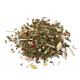 Heap of a mixture healthy herbal tea close up on white background - PhotoDune Item for Sale