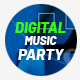 Digital Music Party - VideoHive Item for Sale