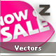 Folded Stickers - GraphicRiver Item for Sale