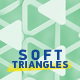 Soft Triangles Background - VideoHive Item for Sale