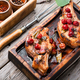 Meat pork in cherry sauce - PhotoDune Item for Sale