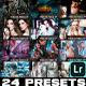 24 Artistic Collection Lightroom Presets