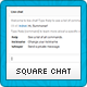 Square Live Chat