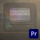 Old TV Glitch Logo Reveal | For Premiere Pro - VideoHive Item for Sale