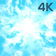 4k Flying Through The Clouds - VideoHive Item for Sale