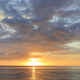 Amazing sunrise at sea in the morning - PhotoDune Item for Sale