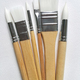 Brush on a watercolor paper - PhotoDune Item for Sale