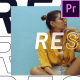 Modern Fashion Opener For Premiere Pro - VideoHive Item for Sale