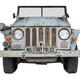 Vintage Military Police Vehicle - PhotoDune Item for Sale