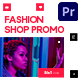 Fashion Shop Promo 3 in 1 - VideoHive Item for Sale