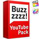Youtube Pack Buzzz