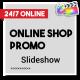 Online Shop Promo Slideshow   FCPX - VideoHive Item for Sale