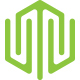 Top Hexagon - T Letter logo Template