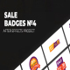 Sale Badges Vol.4 - VideoHive Item for Sale