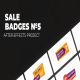 Sale Badges Vol.5 - VideoHive Item for Sale