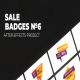 Sale Badges Vol.6 - VideoHive Item for Sale