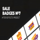 Sale Badges Vol.7 - VideoHive Item for Sale
