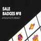 Sale Badges Vol.8 - VideoHive Item for Sale